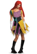Women's Sexy Nightmare Sally Costume