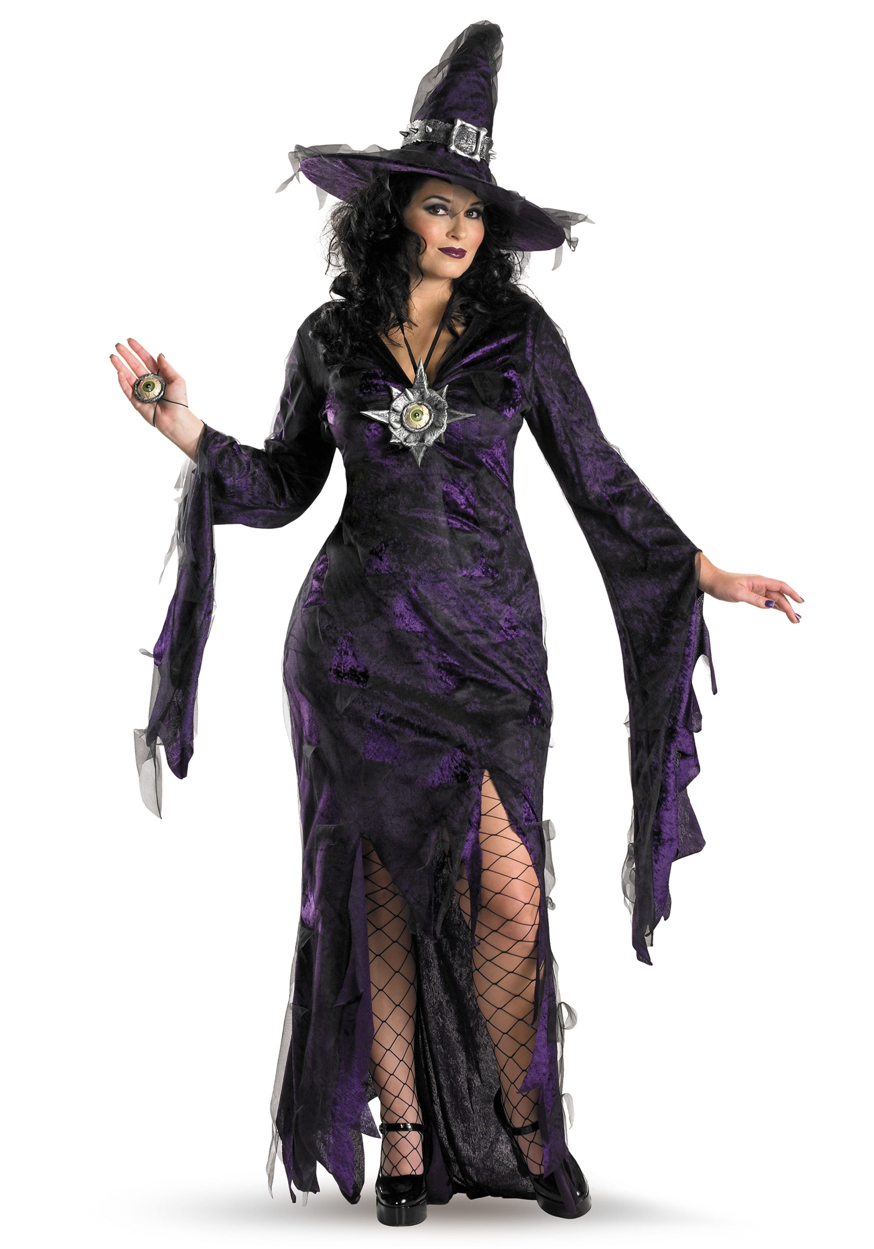 Sorceress Costume Plus Size Elite Plus Size Sorceress