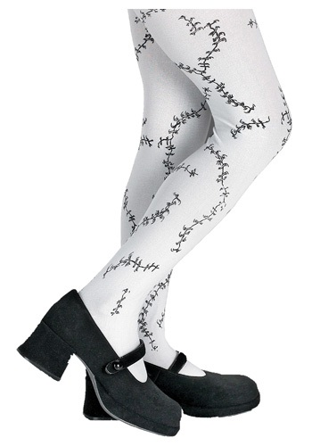 Girls Stitched Tights