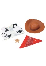 Toy Story Cowboy Woody Costume Kit