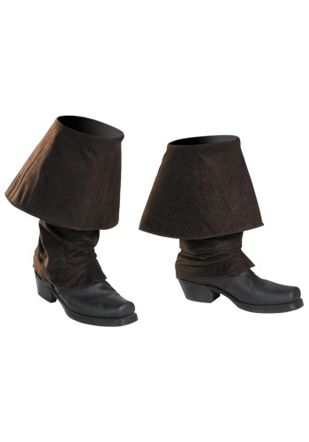 Adult Jack Sparrow  Boot Covers