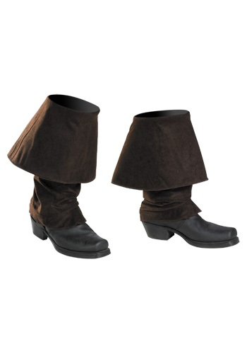 Kids Jack Sparrow Boot Covers