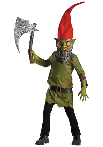 Wicked Garden Gnome Costume