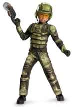 Childrens Foot Soldier Costume