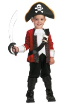 Little El Capitan Boy's Pirate Costume