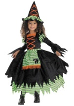 Storybook Witch Costume For Toddlers