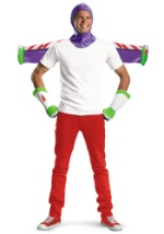 Men's Buzz Lightyear Costume Set
