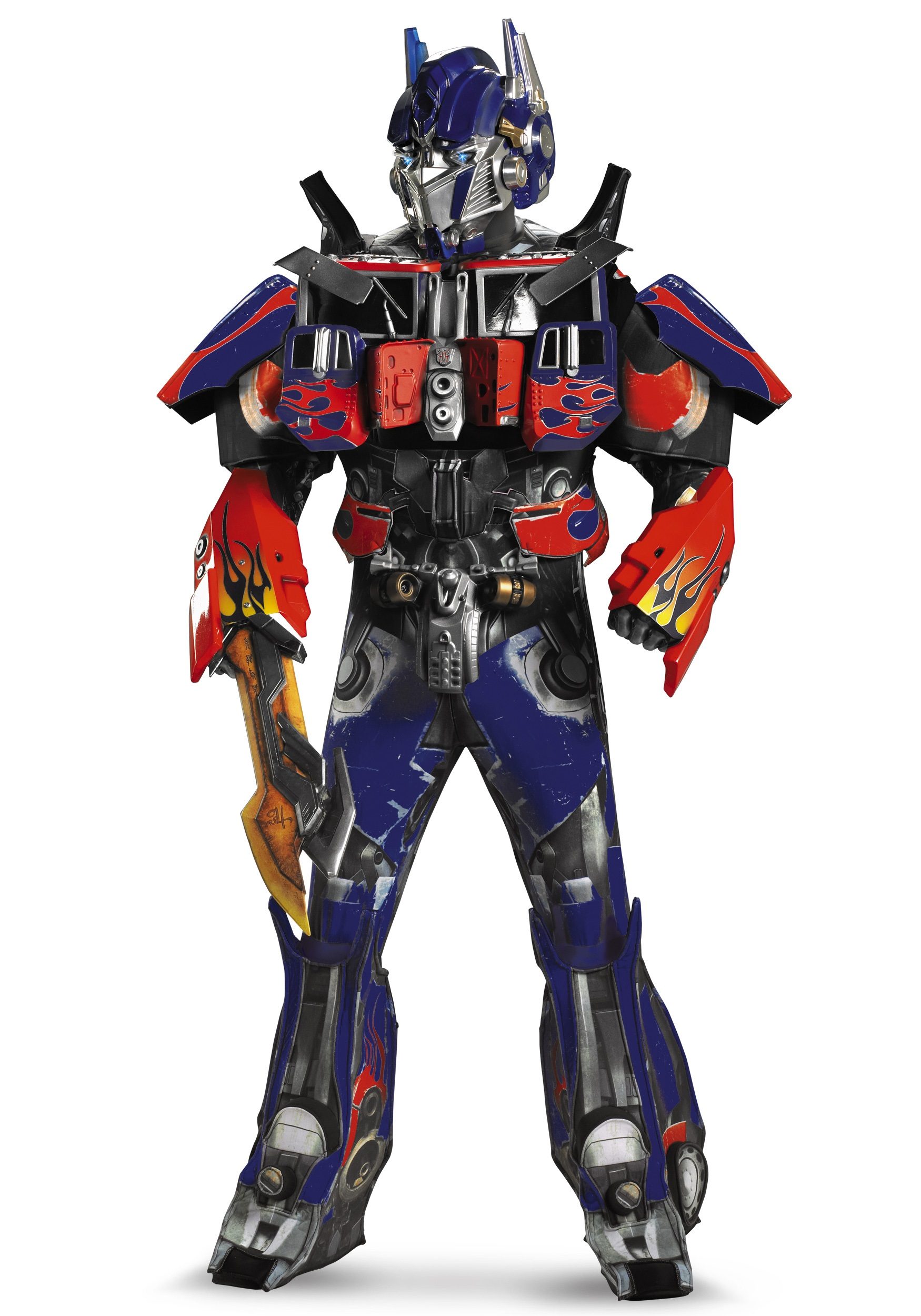 Optimus Prime Replica Costume - Transformers Costumes for Adults