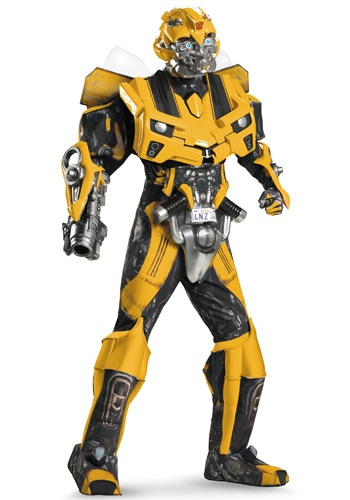 Bumblebee Replica Costume