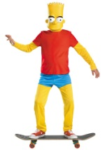 Deluxe Boys Bart Simpson Costume