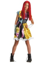 Tween Sally Nightmare Rag Doll Costume