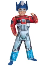 Rescue Bot Toddler Optimus Prime Costume