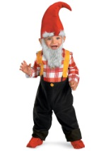 Little Traveling Garden Gnome Costume
