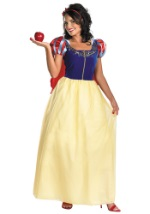 Deluxe Snow White Plus Size Costume