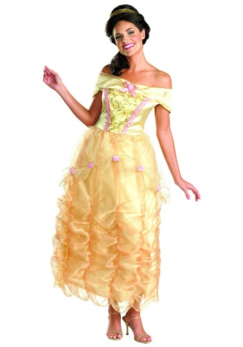 Belle Adult Costume