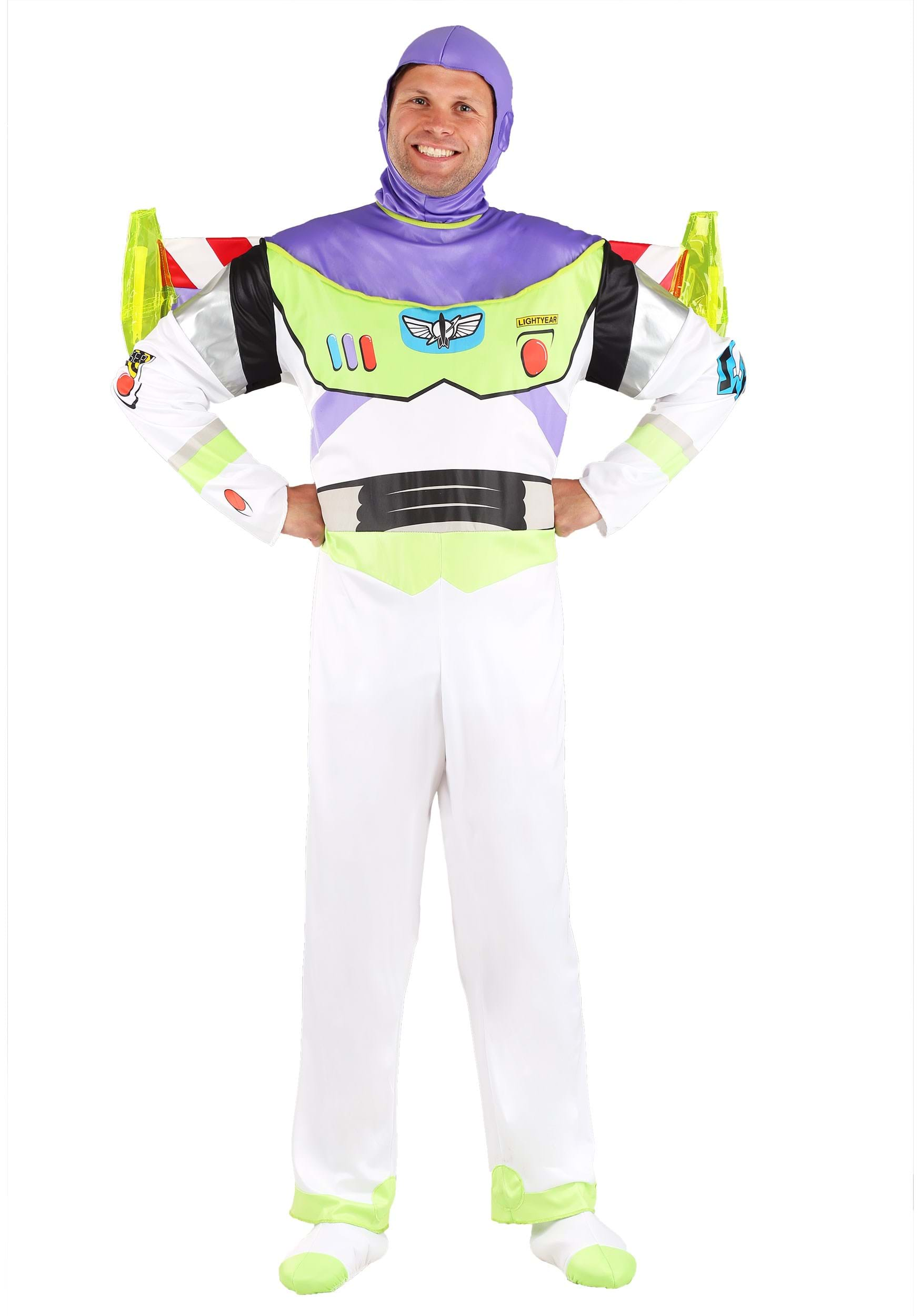 Buzz Lightyear Costume Adult 111