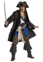 Men's Prestige Jack Sparrow Costume