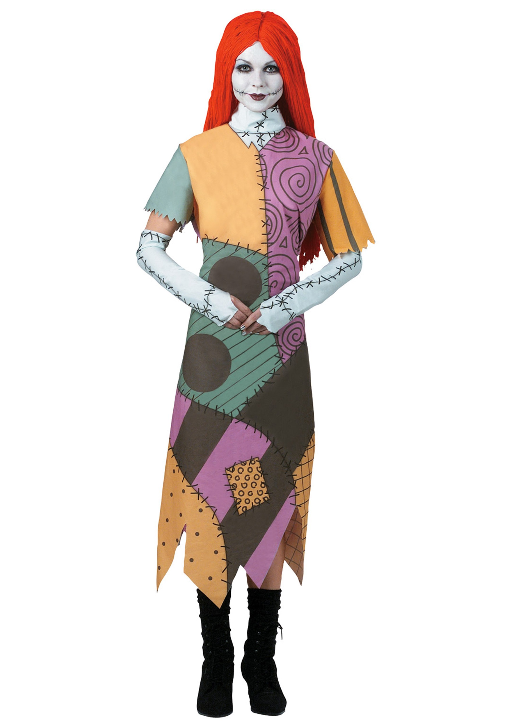 adult halloween costume ideas on adult sally costume