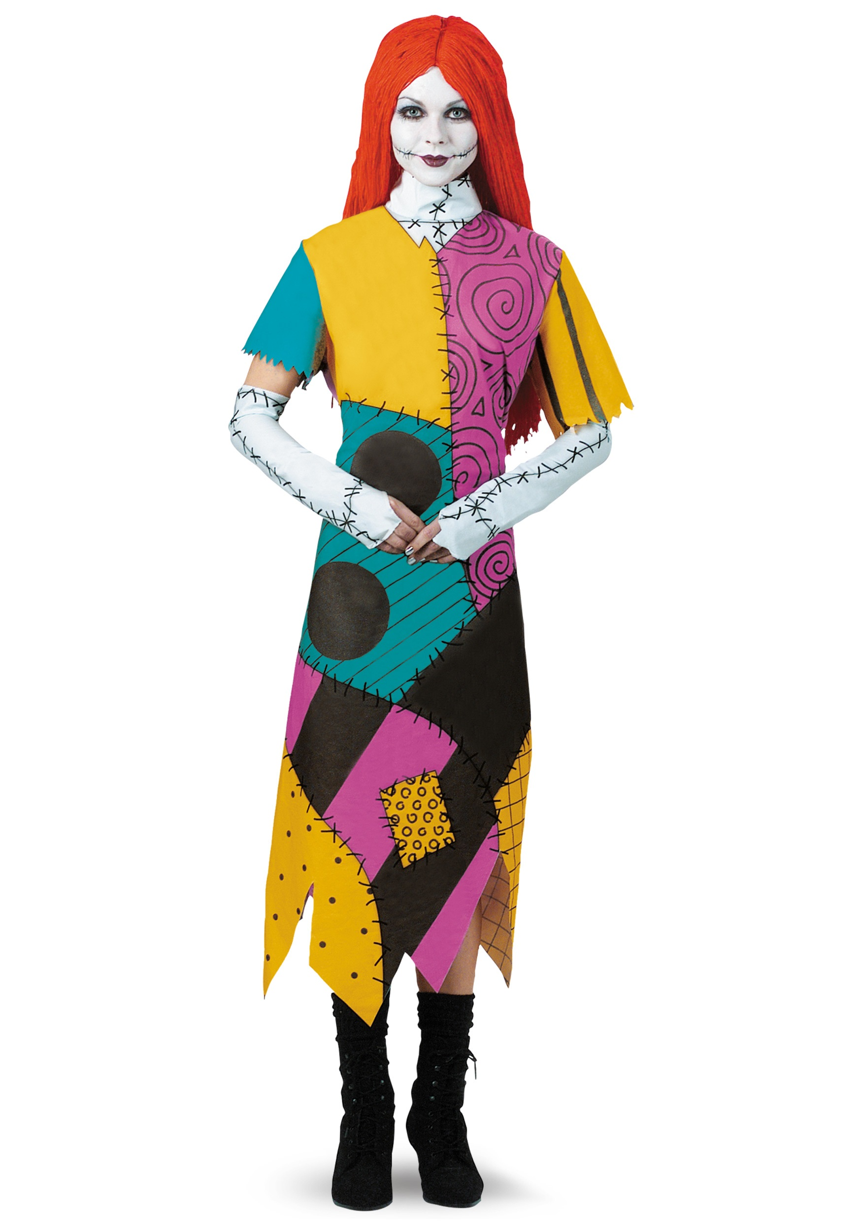 classic sally plus size costume - Nightmare Before Christmas Sally Doll