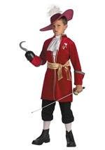 Child Captain Hook Pirate Costume