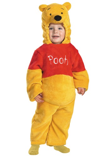 Deluxe Winnie the Pooh Costume