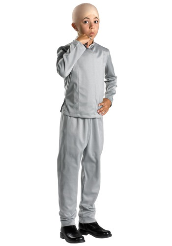 Kids' Dr. Evil Costume