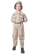 Zoo Keeper Child Costume