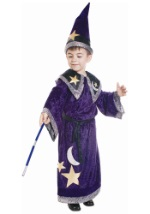 Magical Kids Wizard Costume