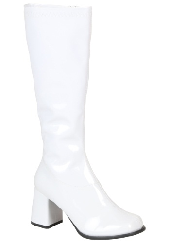 Girls Retro Gogo Boots