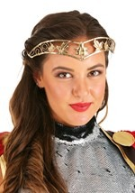Princess Gold Leaflet Circlet