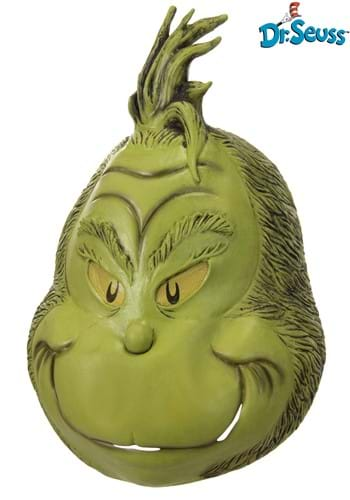 Deluxe Latex Grinch Mask
