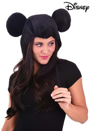 Mickey Mouse Hoodie Cap