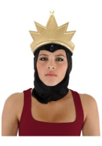 Evil Queen Snow White Villain Headpiece