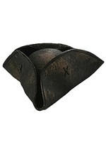 Tricorne Pirate Hat
