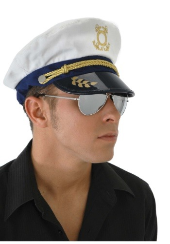 Adult Sailor Captain Hat