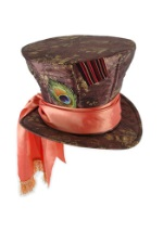 Licensed Mad Hatter Hat