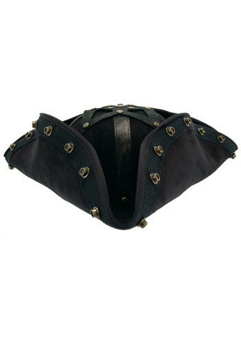 Mens Blackbeard Pirate Hat