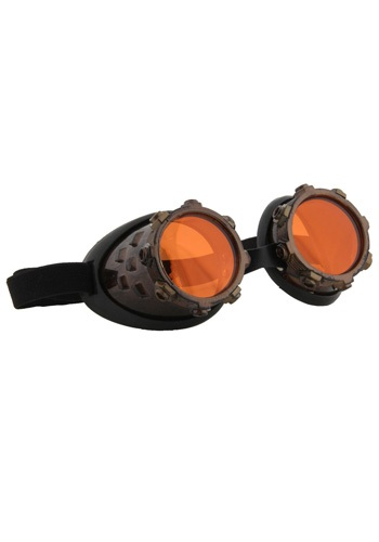 Cyberpunk Steam Goggles