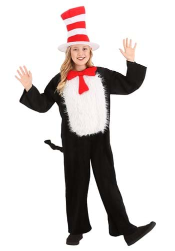 Child Deluxe Cat in the Hat Costume