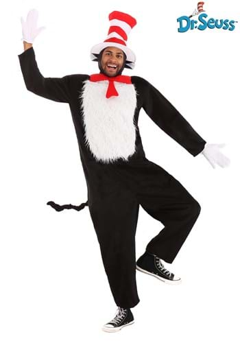 Cat in the Hat Deluxe Costume