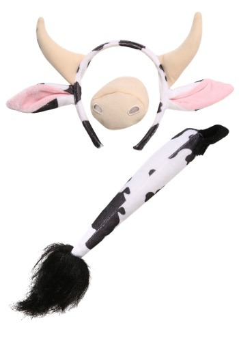 Cow Ears and Tail Kit
