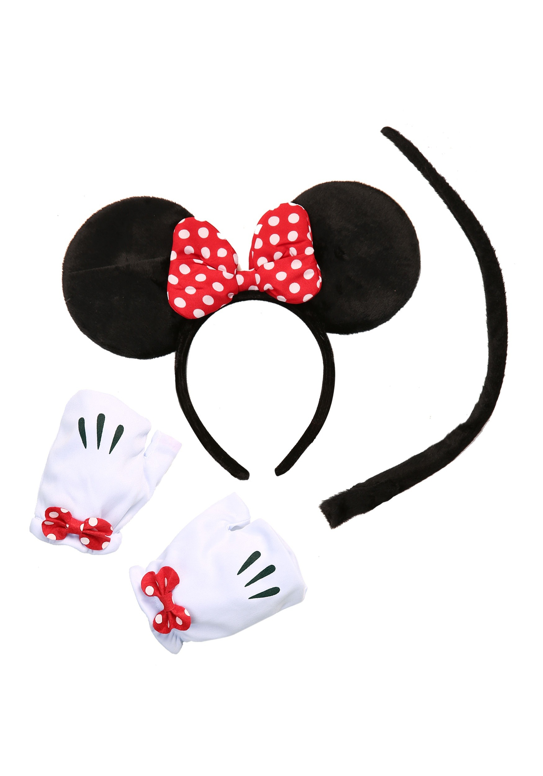 Disney Costume Ideas Minnie Mouse Accessory Kit Minnie Mouse Costumes Disney Costume