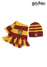 Hogwarts Hat and Scarf Set