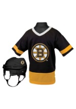 Kids NHL Boston Bruins Uniform Set