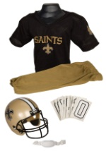 Child NFL Saints Uniform Costume