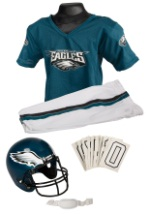 NFL Kids Eagles Uniform Costume