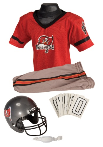 Boys NFL Buccaneers Uniform Costume