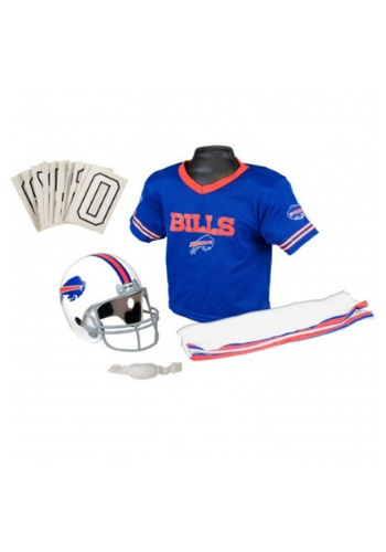 Boys NFL Buffalo Bills Uniform Costume