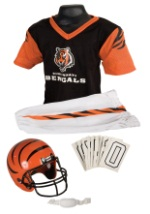 Boys NFL Bengals Uniform Costume
