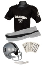 Kids NFL Raiders Uniform Costume